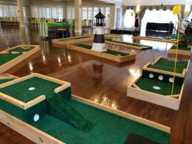 Excellent Portable Mini Golf Course Rental Long Island Download Free Architecture Designs Intelgarnamadebymaigaardcom
